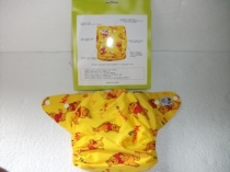 Cloth dispers winnie the pooh